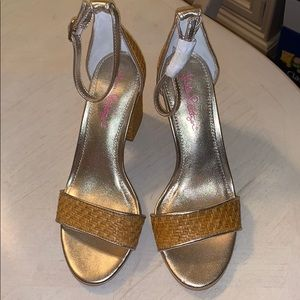 Brand new Lilly Pulitzer shoes